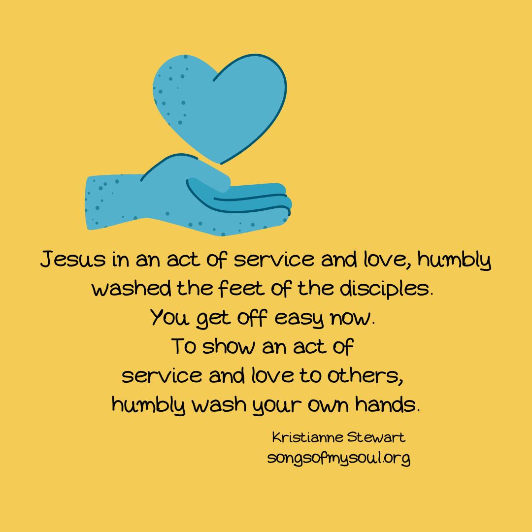 Awash in God's Love